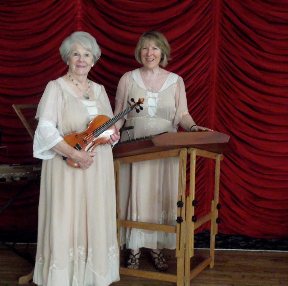 Ellen Ford And Priscilla Hewetson